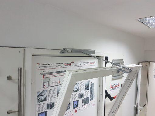 Automatizare ferestre