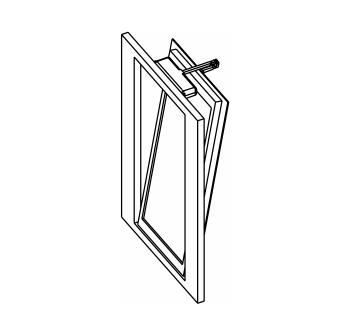 Motor deschidere fereastra actionare din telecomanda