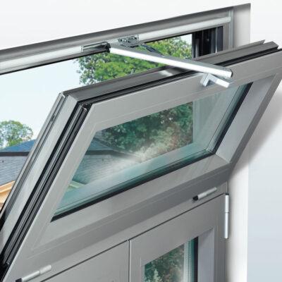Mecanism cu tija VENTUS deschidere ferestre la inaltime